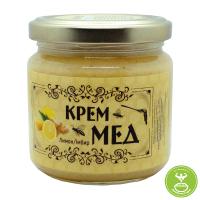 Крем-мед (имбирь / лимон 250гр/175 мл