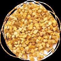 Сублімований абрикос кубик (2-5мм) 100 г