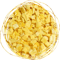 Манго сублимированный (кубик) 100 гр