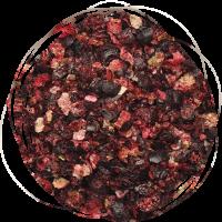 Черная смородина сублимированная кусочек (2-5 мм)100 гр