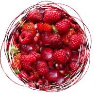 Сублимированное ягодное ассорти (100 г)