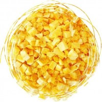 Апельсин сублимированный слайс 100 гр