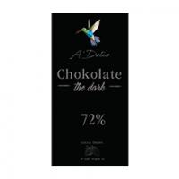 Шоколад «Chokolate» черный 72%