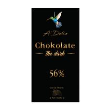 Шоколад «Chokolate» черный 56%