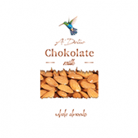 Шоколад «Chokolate» молочный с миндалем