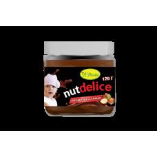 Горіхова паста з какао » фундучна » 270гр