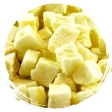 Банан сублимированный кубики 100 гр
