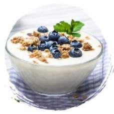 Йогурт сублимированный с черникой