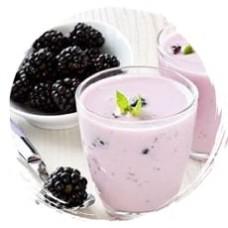 Йогурт сублимированный с ежевикой