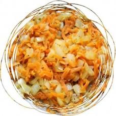 Зажарка морковно--луковая сублимированная 100 гр