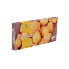 Пастила абрикосовая классическая 210 гр.