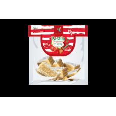 Пастила полунична без цукру, зі стевією ( пакетована) 200г